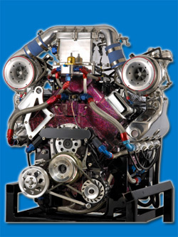 Hi Performance Marine Boat Engines